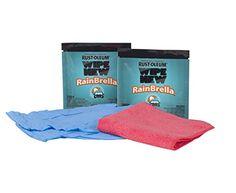 RainBrella by Rust-Oleum  Keep Your Windshield Rain-Free