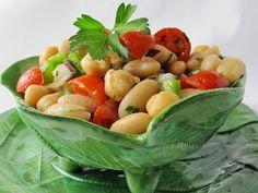 How to be a lean, mean, clean-eating machine | Mediterranean Bean Salad
