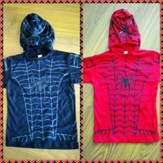 Remera traje disfraz para Nene cancheritos spiderman marvel
