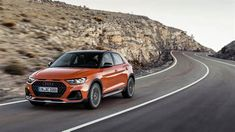 Audi expanded the lineup with a rugged-looking, Allroad-like variant called CityCarver. Developed largely for the European market, the CityCarver is aimed at urban motorists who are feeling . New Audi R8, Audi Q, Audi Cars, Audi All Models, Audi R8 Black, Audi Dealership, Alfa Romeo Cars, City Car, Ford Gt