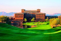 The Westin Kierland Resort & Spa and the Kierland Golf Club