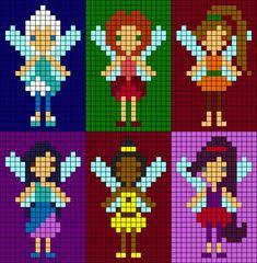162 Best Disney images in 2016 | Crochet patterns, Hama