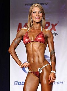 Bodybuilding.com - Fitness Amateur Of The Week: Kristina Hit New Heights With Iron!
