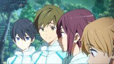 free! anime - Buscar con Google