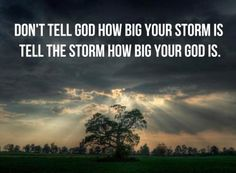 How Big Your God Is | Creative LDS Quotes