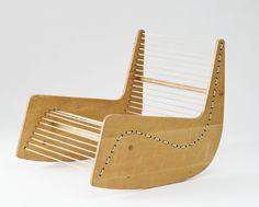 Alexey Brodovitch - Floor Chair (1950)