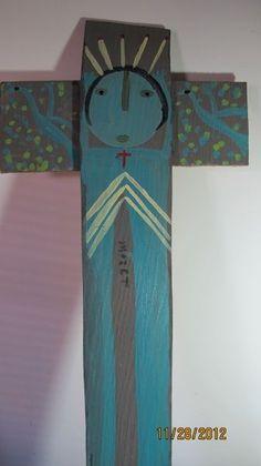 Mose Tolliver cross