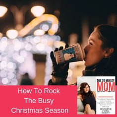 The busy Christmas season should be the most joyful time of year! Until that long to-do list and all the stress of getting things done takes over.  In this episode, Jennifer shares how you can rock all things Christmas by focusing on the things that matter the most.   Episode Talking Points in link below