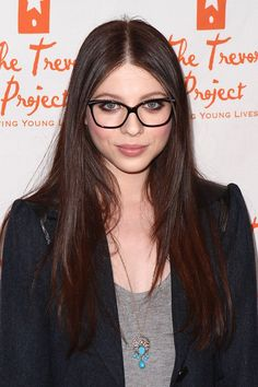Pin for Later: 69 Celebs With Serious Specs Appeal Michelle Trachtenberg
