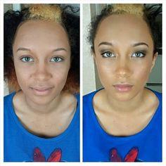 Makeup by me( Pretty In Ink By Beth) Bethany Garita Instagram photos @makeupby_prettyininkbybeth - EnjoyGram
