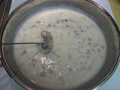 Taste and See God's Goodness: Homemade Cream of Mushroom Soup