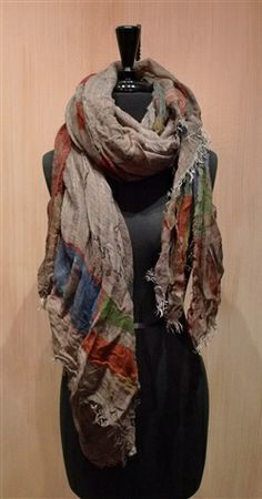 Faliero Sarti People Scarf