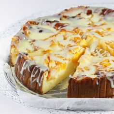 Dessert Drinks, Coffee Cake, Cheesecakes, Sweet Recipes, Baking Recipes, Sweet Tooth, Bakery, Good Food, Food And Drink