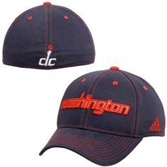 4152be7004ee1 adidas Washington Wizards Team Nation Structured Flex Hat Washington  Capitals