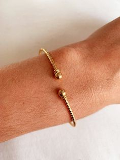 Your place to buy and sell all things handmade Dainty Bracelets, Layered Bracelets, Gold Bangles, Etsy Jewelry, Handmade Jewelry, Unique Jewelry, Jewellery, Etsy Handmade, Pinterest Jewelry