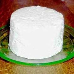 """after you learn some """"cheesemaking skills"""" from homemade yogurt. Can use like cream cheese! Goat Milk Recipes, No Dairy Recipes, Cheese Recipes, Making Cheese At Home, How To Make Cheese, Kinds Of Cheese, Milk And Cheese, Homemade Cheese, Homemade Yogurt"""