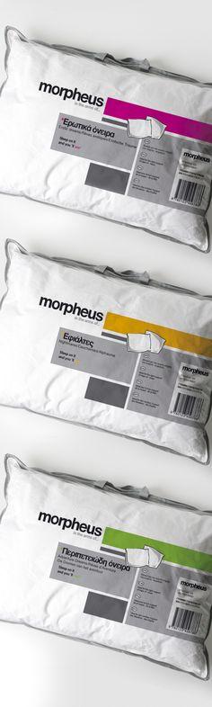 morpheus by Nickolas Moustakas, via Behance