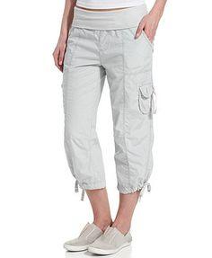 Calvin Klein Performance Cropped Capri Pants