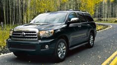 2015 Toyota Sequoia Review and Price - http://2016uscars.com/2015-toyota-sequoia-review-and-price/