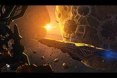 Mine Titan - 27c by M3-f.deviantart.com on @deviantART