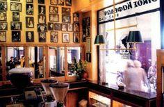 Το παλαιό καφενείο Brazilian.