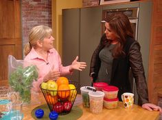 Feel like you're always running to the grocery store? Public Television's Sara Moulton shows you tips to stretch the shelf life of your food so you can also extend your budget!