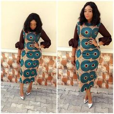 Beautiful African Dresses 2018 : The Most Awesome Fashion Styles You Need to Snag - Zaineey's Blog FacebookTwitterGoogle+WhatsAppAddthis