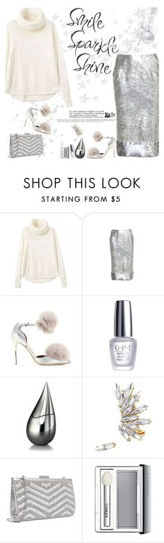 """Yes, you are precious shining star ..."" by naki14 ❤ liked on Polyvore featuring Altuzarra, Jimmy Choo, OPI, La Prairie and Clinique"