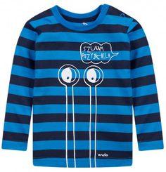 Ubranka dla niemowlaka: http://endo.pl/dla-niemowlaka Endo ubranka dla dzieci  T-shirt z długim rękawem dla niemowlaka N52G016_1