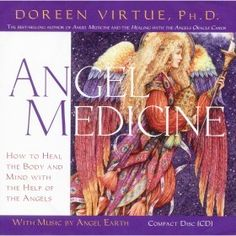 Angel Medicine : How to Heal the Body and Mind with the Help of the Angels by Doreen Virtue UK-Paperback, Unabridged) for sale online Complementary Alternative Medicine, Meditation Cd, Doreen Virtue, Naturopathy, Herbal Medicine, Audio Books, The Help, Herbalism, Healing
