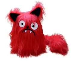 Boris the cat plush Ready made by DIYFluffies on Etsy, $72.00