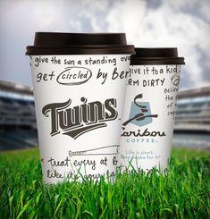 Caribou coffee!