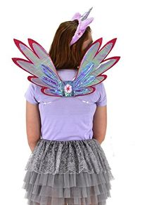 Elope My Little Pony Twilight Sparkle Costume Wings * To view further for this item, visit the image link-affiliate link.