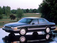 Buick Park Avenue '1991–96