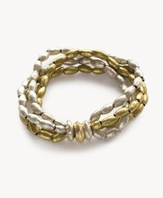 Tangled Beads Bracelet - Noonday Collection
