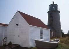 A childhood haunt......spent many an afternoon here on Monhegan Island