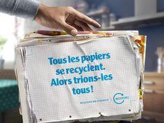 Photographer : Fabrice Bouquet @ c'est la vie for Ecofolio / Post production : Camille Kerdudo @ c'est la vie