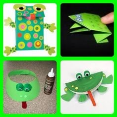 Jump start the fun with a frog birthday party. Find ideas for frog theme invitations, decorations, crafts, games, and much more.