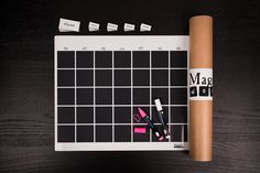 Kalendarz do bazgrania