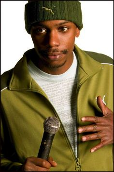 Dave Chappelle. Don't miss his show on August 24th in Colorado. Get tickets today!