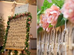 An Amanda Wakeley Gown for an Elegant Summer Garden themed Edinburgh Wedding | Love My Dress® UK Wedding Blog