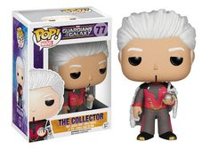 Pop! Marvel: Guardians of the Galaxy - The Collector | Funko