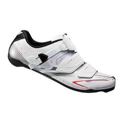 Buy your Shimano Womens SPD-SL Shoes - White at Merlin. Lowest Prices on all the Top Cycling Brands. Road Bike Shoes, Road Cycling Shoes, Mountain Bike Shoes, Women's Cycling, Best Sneakers, High Top Sneakers, Cool Bike Accessories, Best Running Shoes, Comfy Shoes