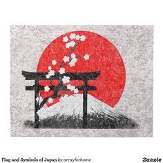 Drapeau et symboles du Japon Puzzles