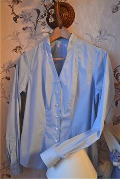 Mod. Irina Made-to-Measure Ladies Shirt
