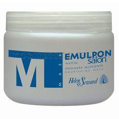 Маска с пшеничными протеинами для сухих волос (EMULPON Salon Nourishing Mask)