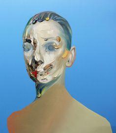 Broad brushstrokes, Ryan Hewett