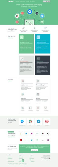 Flow XO - The bot platform for businesses