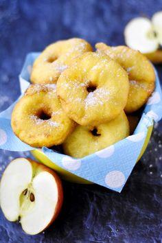 Beignets aux pommes très faciles