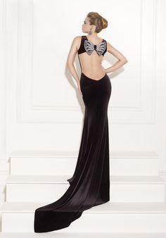 Vestidos de Noche del diseñador turco Tarik Ediz - Vestidos Mania